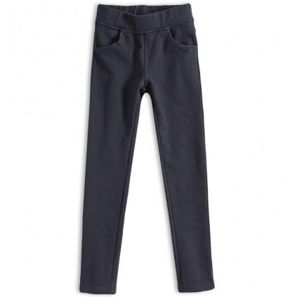 Dievčenské nohavice VENERE JEGGINGS čierne