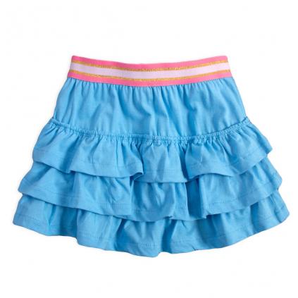 Dievčenská sukňa LEMON BERET ALASKA modrá