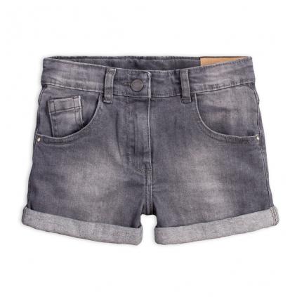 Dievčenské šortky LOSAN FUTURE šedé