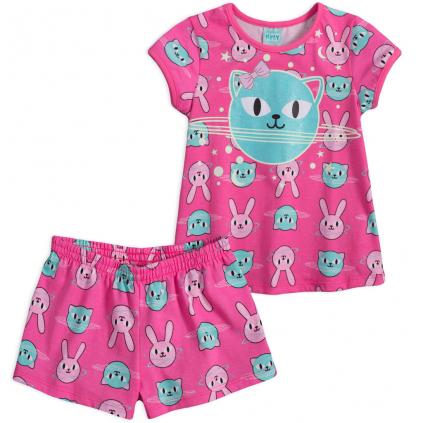 Dievčenské pyžamo KYLY DREAMS ružové