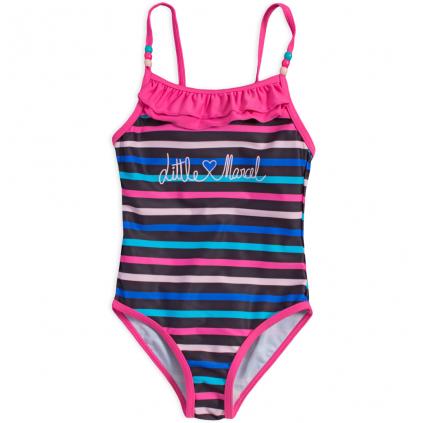 Dievčenské plavky LITTLE MARCEL AUTHENTIC ružové