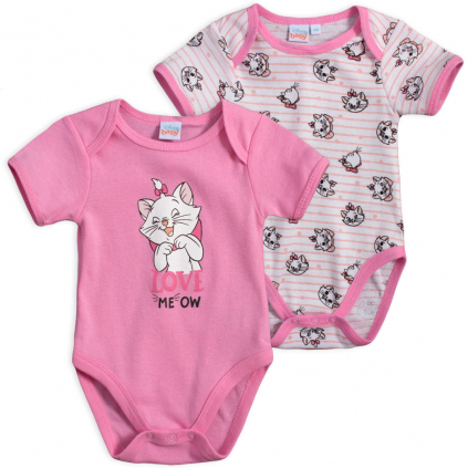 Dojčenské body DISNEY ARISTOCATS MAČIČKA