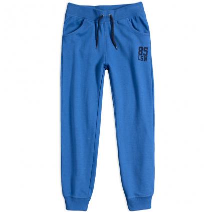 Chlapčenské tepláky LOSAN 85 LSN modré