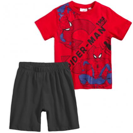 Chlapčenské pyžamo MARVEL SPIDERMAN červené