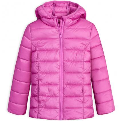 Dievčenská prešívaná bunda LOSAN ROSA ružová