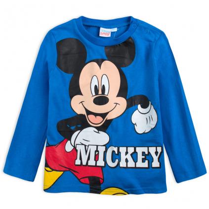Chlapčenské tričko DISNEY MICKEY MOUSE modré