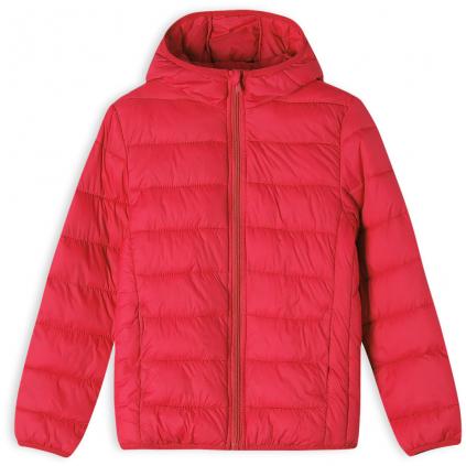 Detská ľahká prešívaná bunda GLO STORY červená