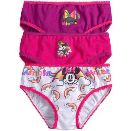 Dievčenské nohavičky DISNEY MINNIE RAINBOW