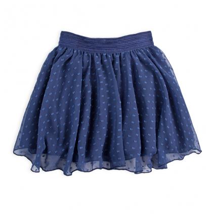 Dievčenská sukňa LEMON BERET MIDNIGHT modrá