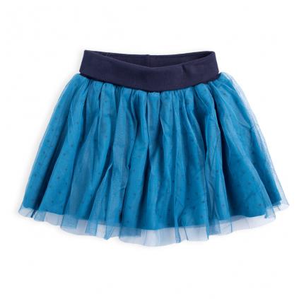 Dievčenská sukňa LEMON BERET SAPHIRE petrolejová