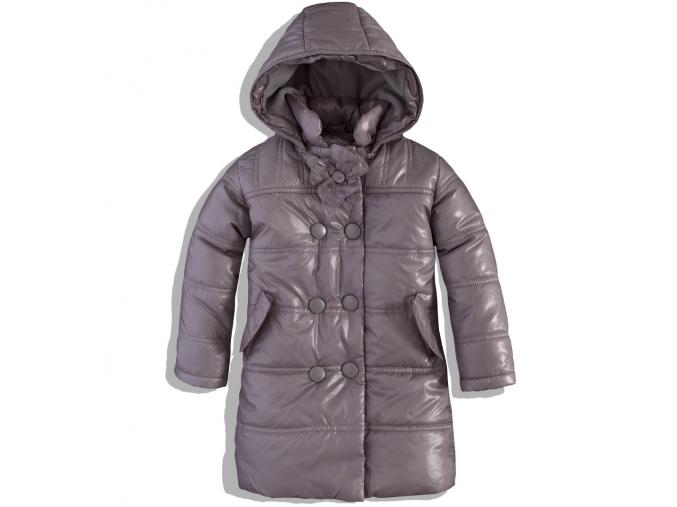 Dievčenský zimný kabát DIRKJE
