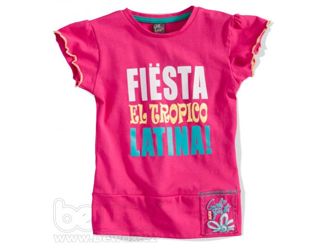 Dievčenské tričko FIESTA