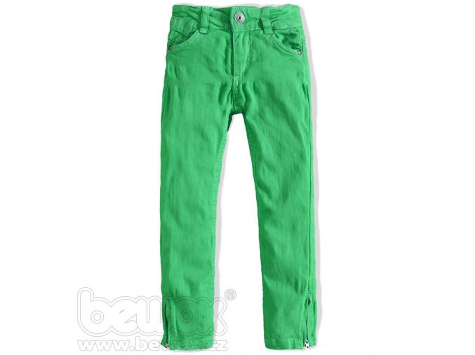 117849 dievcenske farebne dzinsy teidem zelene