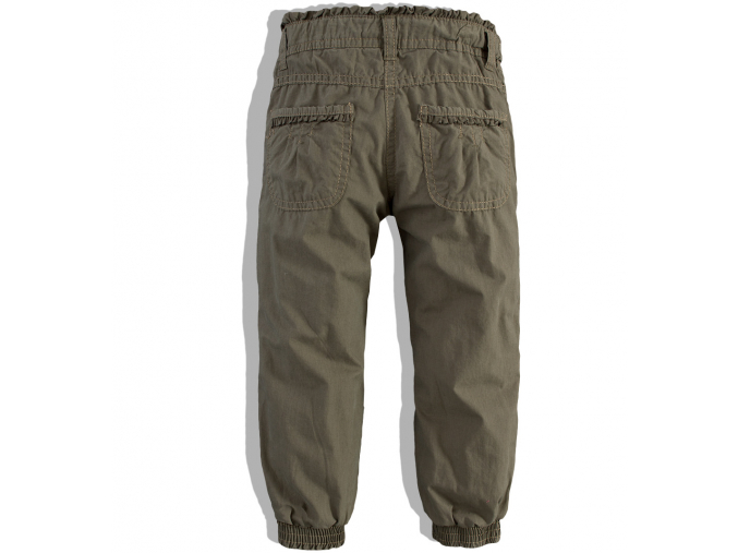 Dievčenské termo nohavice PEBBLESTONE