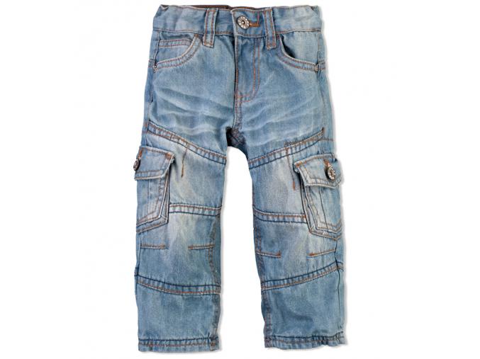 Dojčenské džínsové nohavice DIRKJE