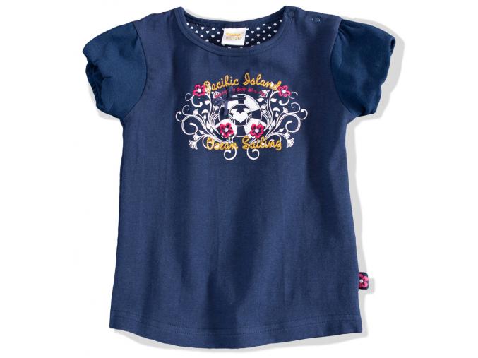 Dievčenské tričko s krátkym rukávom DIRKJE