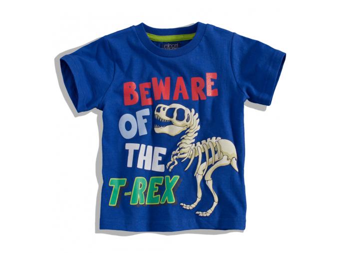 Chlapčenské tričko s krátkym rukávom Minoti BITE 7