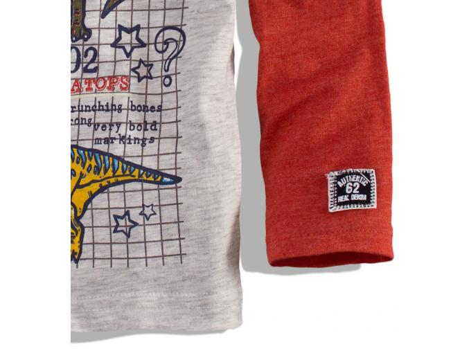 Chlapčenské tričko s dlhým rukávom MINOTI