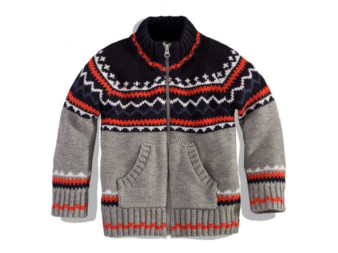 Chlapčenský sveter Minoti, TRECK