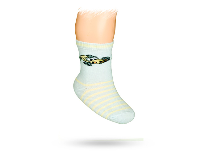 Dojčenské ponožky s obrázkom, FORMULA, WOLA