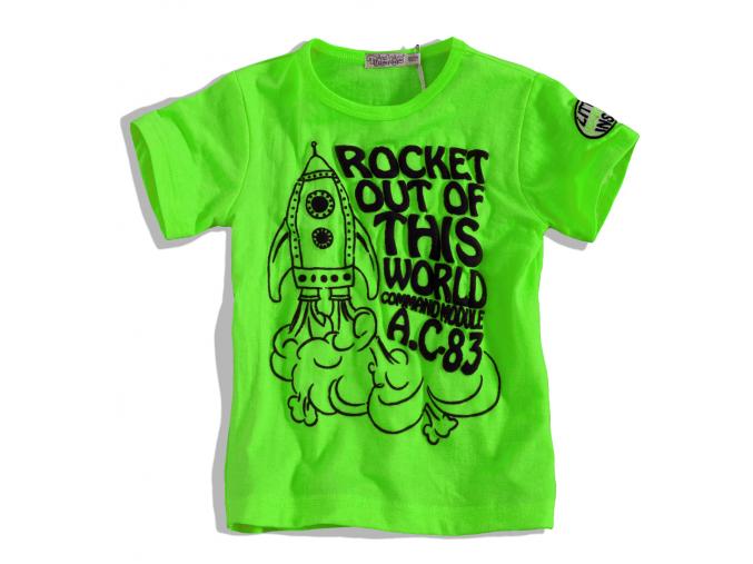 Chlapčenské tričko Dirkje, krátky rukáv