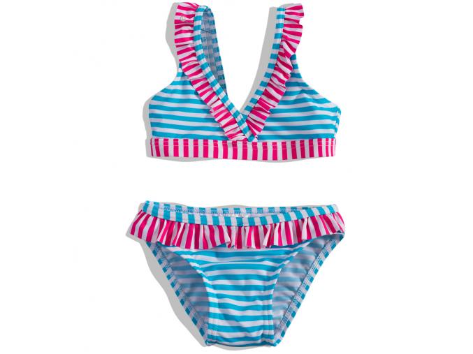 Dievčenské plavky PEBBLESTONE