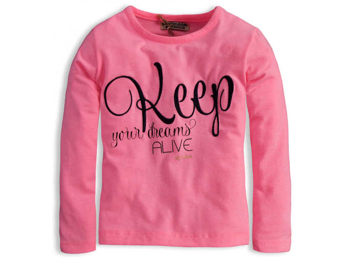 Dievčenské tričko DIRKJE YOUR DREAMS