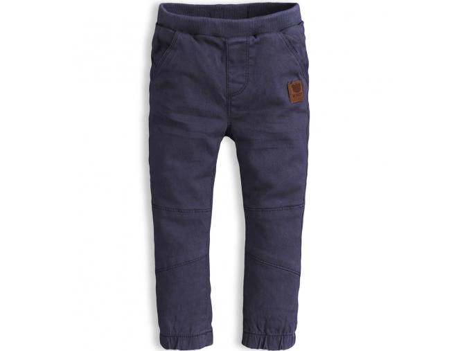 Detské termo nohavice KNOT SO BAD BEAR tmavo modré