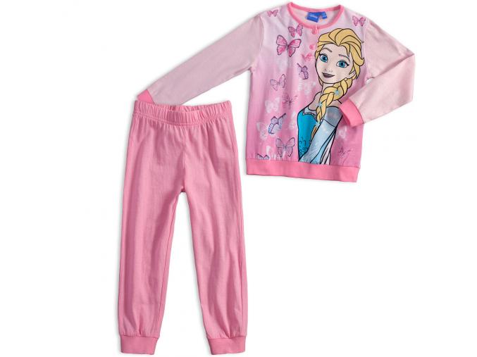 Dievčenské pyžamo ELSA ružové quarzo