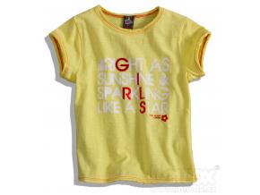 Dievčenské tričko GIRLSTAR