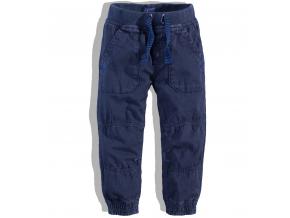 Chlapčenské plátenné nohavice Minoti BITE 4