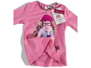 Dievčenské tričko s dlhým rukávom KnotSoBad