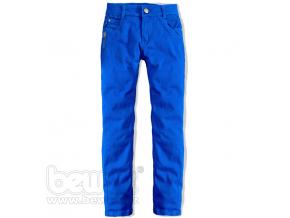 Dievčenské farebné džínsy CARODEL modré
