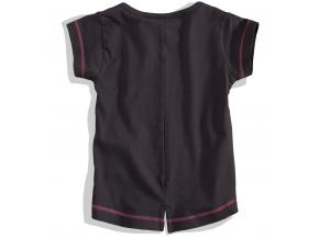 Dievčenské tričko krátky rukáv