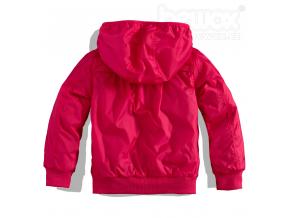 Dievčenská jesenná bunda