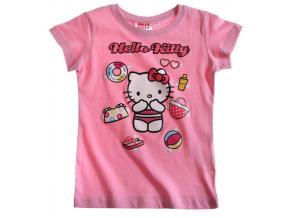 Detské tričko HELLO KITTY