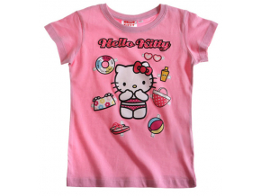 120804 detske tricko hello kitty
