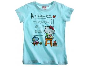 HELLO KITTY tričko s krátkym rukávom
