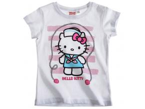 120810 tricko s kratkym rukavom hello kitty
