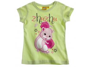 Detské tričko ZHU ZHU PETS žlté