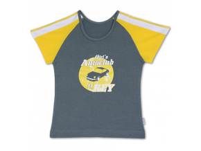 Dievčenské tričko, KEY