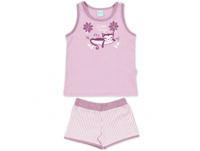 Dievčenské letné pyžamo