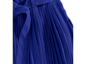 Dievčenská plisovaná sukňa Lily&Lola lemon 7
