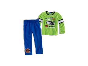 Chlapčenské pyžamo AUTÁ