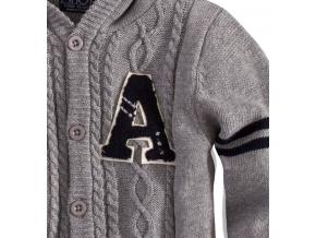 Chlapčenský sveter s kapucňou Minoti TIGER