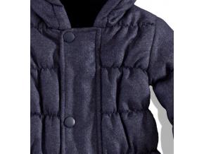 Dojčenská zimná bunda Babaluno TRANSPORT BABALUNO