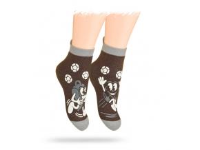 """Svietiace"" ponožky WOLA FUTBAL"