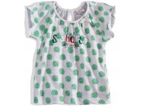 Dievčenské tričko krátky rukáv DIRKJE
