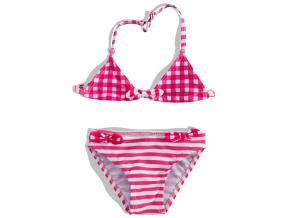 Dievčenské dvojdielne plavky PEBBLESTONE
