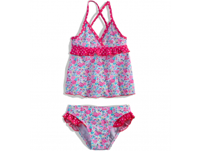 Dievčenské plavky tankini